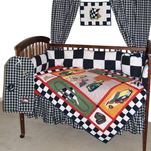 Race Car Bedding front-448980