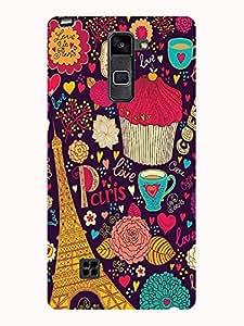 TREECASE Designer Printed Hard Back Case Cover For LG Stylus 2 Plus K535D