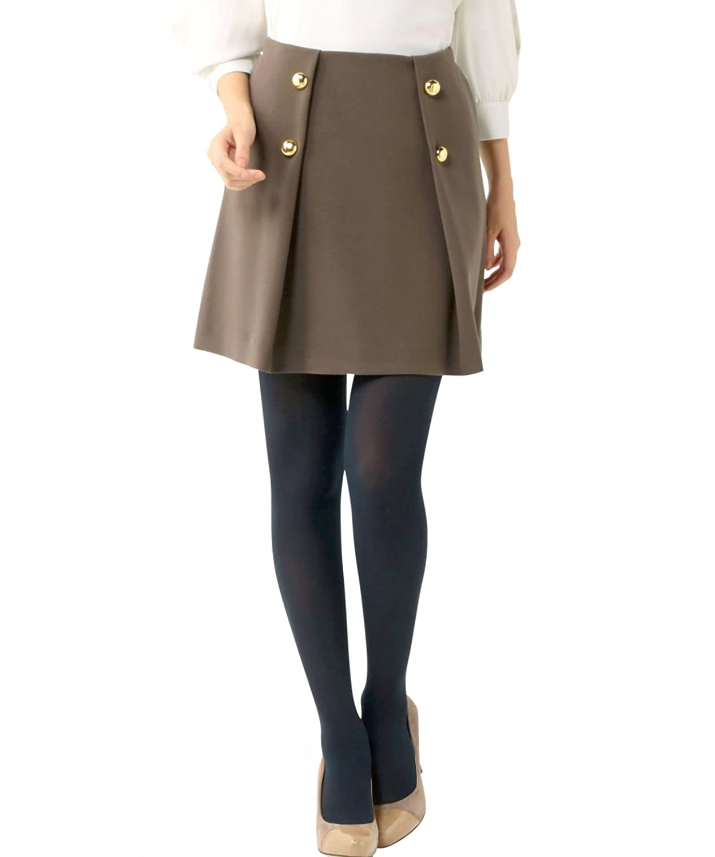 Amazon.co.jp: (ジュエルチェンジズ) Jewel Changes ★JOCIT Wクロス BTN MINI SK 66246990900 67 Olive 38: 服&ファッション小物