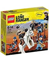 Lego The Lone Ranger - 79106 - Jeu de Construction - La Cavalerie