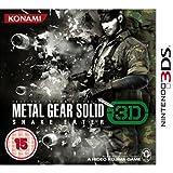 Metal Gear Solid: Snake Eater (3DS) Nintendo 3DS [Nintendo DS] - Game