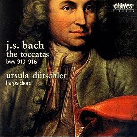 Toccata In E Minor BWV 914