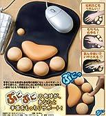 肉球 マウスパッド ぷにぷに感がたまらないっ☆ 【ねこきゅう マウスパッド】 [マウスパッド にくきゅう 猫 ネコ グッズ]