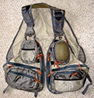 Fly Fishing Vest With All The Bells And Whistles (mesh) from RLF