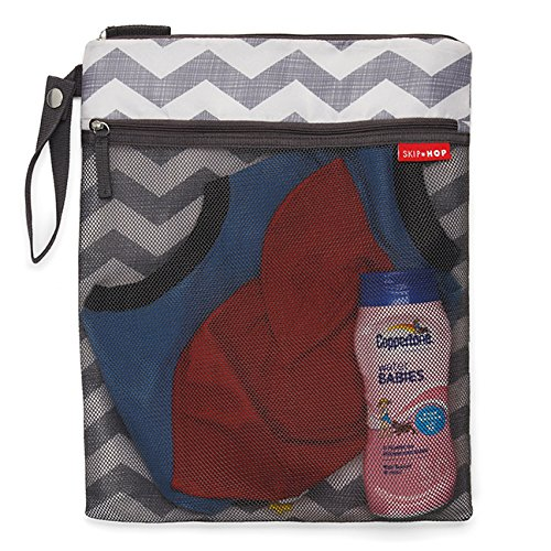Skip Hop Grab & Go Wet/Dry Diaper Bag