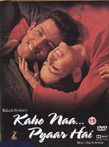 Kaho Naa..... Pyaar Hai (Hrithik Hindi Film / Bollywood Movie / Indian Cinema / DVD)