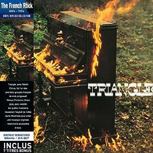 Triangle - Paper Sleeve - CD Vinyl Replica Deluxe
