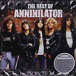 The Best of Annihilator