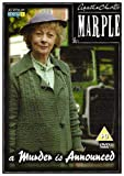 Agatha Christie : Miss Marple - A Murder Is Announced [DVD]