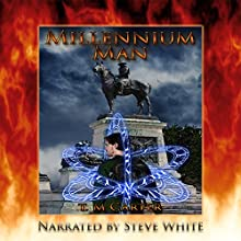 Millennium Man (       UNABRIDGED) by T.M. Carter Narrated by Steve White