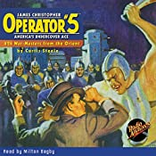Operator #5 #24, March 1936 | Curtis Steele,  Radio Archives