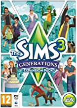 The Sims 3 Generations PCMac DVD UK Import