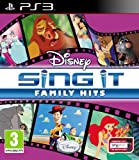 Cheapest Disney Sing It: Family Hits on PlayStation 3