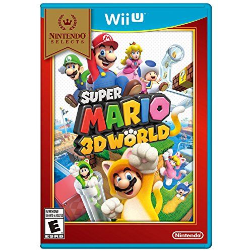 Nintendo Selects: Super Mario 3D World (Super Mario Galaxy 3 Wii compare prices)