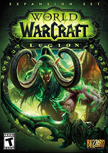 WoW Legion - Standard Edition - PC/Mac