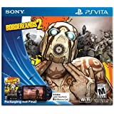 PS Vita PCH-2000 Borderlands 2 Bundle