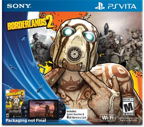 Borderlands 2 - Limited Edition - PlayStation