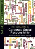 img - for Key Concepts in Corporate Social Responsibility (SAGE Key Concepts series) book / textbook / text book