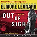 Out of Sight: A Novel Audiobook by Elmore Leonard Narrated by George Guidall