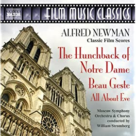 Newman: Hunchback Of Notre Dame (The) / Beau Geste / All About Eve