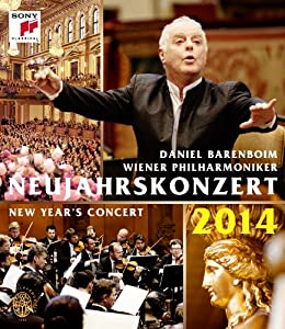 Year's Concert: 2014 [Blu-ray] by Sony Music Classical