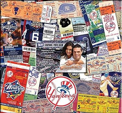 Thats My Ticket MLB 12 x 12 in. Scrapbook - New York Yankees