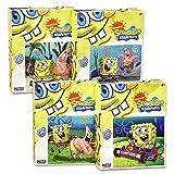 12-Pack Spongebob Squarepants 100-Piece ...