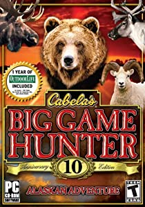 Cabela's Big Game Hunter 2007 10th Anniversary Edition (Alaskan Adventure) by Activision