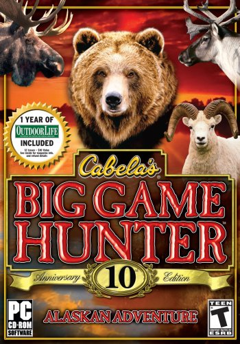 Cabela's Big Game Hunter 2007 10th Anniversary Edition (Alaskan Adventure)