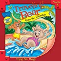 Traveling Bear Rides the Water Slide Audiobook by Christian Joseph Hainsworth Narrated by  Judy O Productions