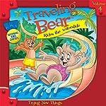 Traveling Bear Rides the Water Slide | Christian Joseph Hainsworth