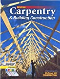 Carpentry & Building Construction Student Edition