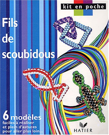 Livre fils de scoubidous - Livre de scoubidou ...