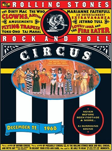 The Rolling Stones - Rock and Roll Circus Cover