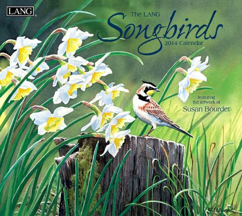 Songbirds Calendar