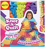 ALEX Toys - Craft, Knot A Quilt Kit, 383WN