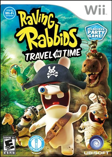 Raving Rabbids Travel in Time Picture