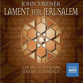 Lament for Jerusalem: VII. Cycle IV: Stanza IV - Let my tongue cleave to my throat (Chorus)