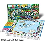 Fishin\'-Opoly Board Game