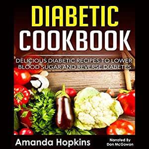 Diabetic Cookbook Audiobook