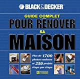 echange, troc Black and Decker - Guide Complet pour Renover Sa Maison
