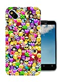 002316 - Collage Emoji Smiley Faces Cool Design Wiko Sunny