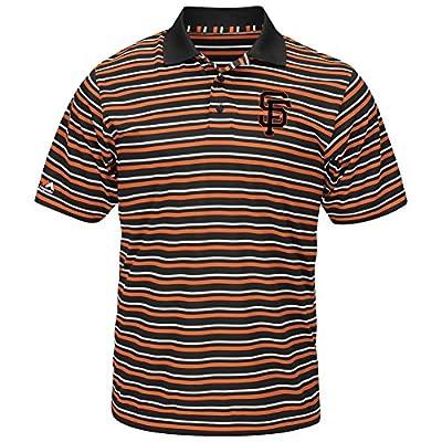 Men's Synthetic San Francisco Giants Polo Shirt