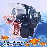 Dealcrox Digital LCD Automatic Aquarium Tank Automatic Fish Feeder Timer Food Feeding Electronic Fish Food Feeder Timer fish supplies (Three Model Choice Available) (AF-2009D)
