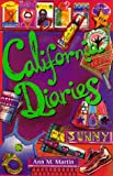 California Diaries #12: Sunny, Diary Three (0439011825) by Martin, Ann M.