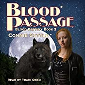 Blood Passage: Blood Destiny, Book 2 | Connie Suttle