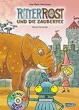Image de Ritter Rost, Band 11: Ritter Rost und die Zauberfee: Buch mit CD