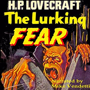The Lurking Fear Audiobook