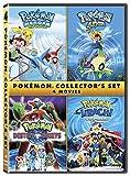 Pokémon Collectors 4-Film Set [DVD]