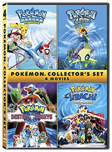 Pokmon-Collectors-4-Film-Set-DVD
